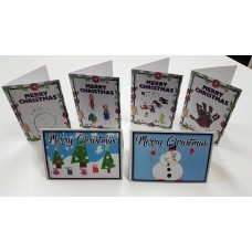 Brooke School Christmas Cards