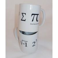 i 8 sum Pi mug